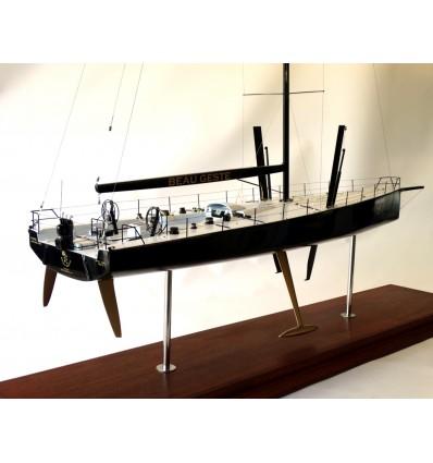 Botin 80 custom model built by Abordage