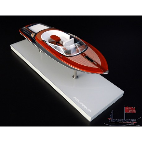 Riva Aquariva Super desk model by Abordage