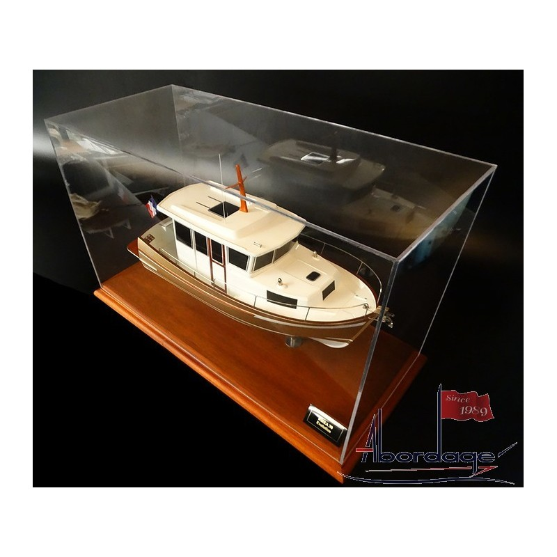 Custom Boat Models for Private Owners, Designers, Shipyards - Abordage