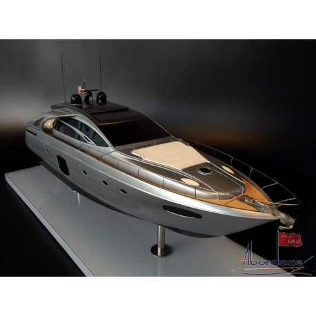 PERSHING 70 custom model built by Abordage