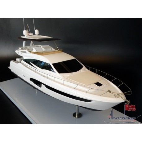 FERRETTI 650 custom model built by Abordage