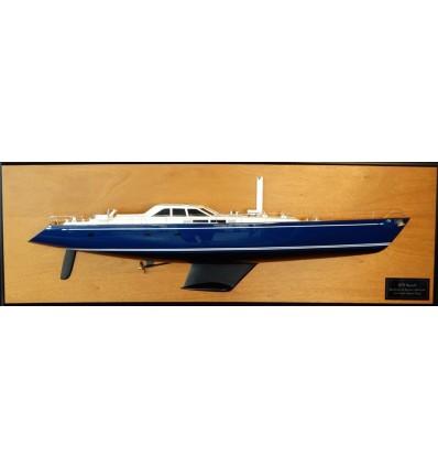 Sparkman & Stephens 112 ft - Half Model