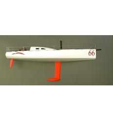 Owen Clarke Design Class 40 Half Model