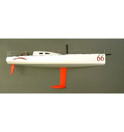Owen Clarke Design Class 40 Half Hull