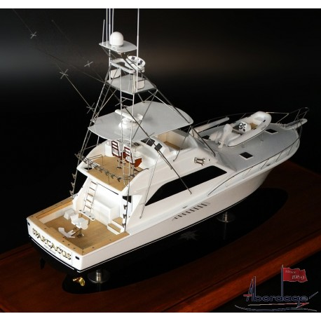 Viking 55 Custom Model