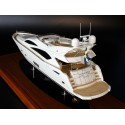 Sunseeker 82 - White Gold - custom model