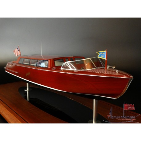 Hacker Craft 32 Limo Tender Custom Model