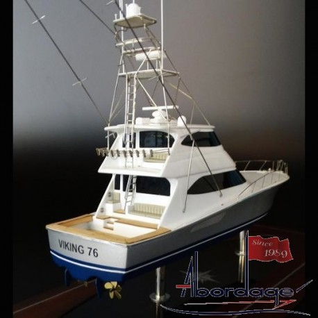 Viking 76 desk model