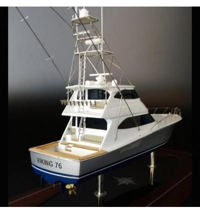 Viking 76 desk model