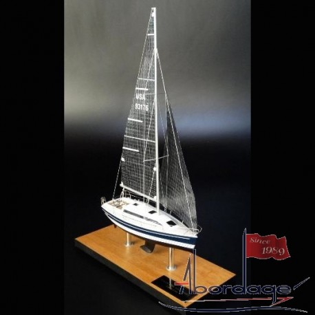 X-Yachts desk model