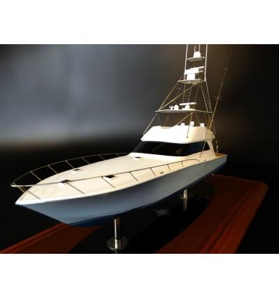 Viking 74 Osceola Custom Model