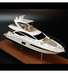 Sea Ray L590 Flybridge desk model