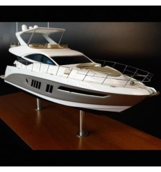 Sea Ray L650 Flybridge desk model