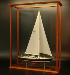 Fontaine Design 63 Pilothouse Sloop custom model