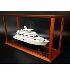 Hatteras 70 custom model