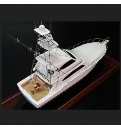 Bertram 630 custom model