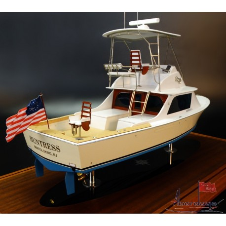 Bertram 31 custom model