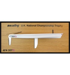 RS Sailing aero5 half model
