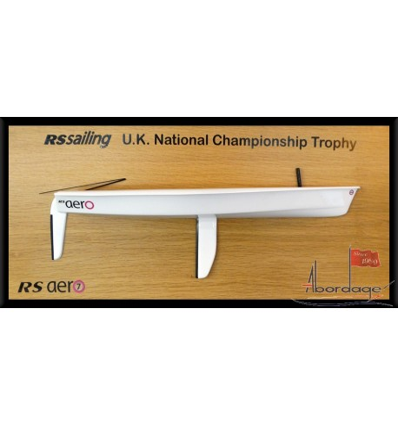 RS Sailing aero7 half model