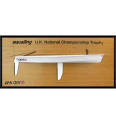 RS Sailing aero9 half model