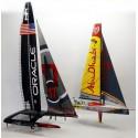 ORACLE TEAM USA 17 - AC 72 - 2013 Catamaran custom model