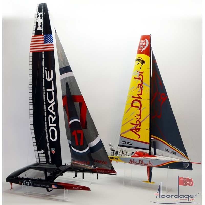 ORACLE TEAM USA 17 - AC 72 - 2013 Catamaran custom model