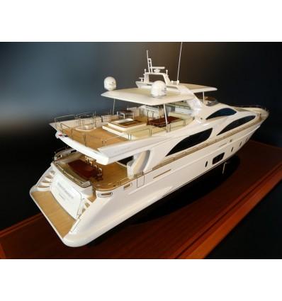 Azimut 105 custom model