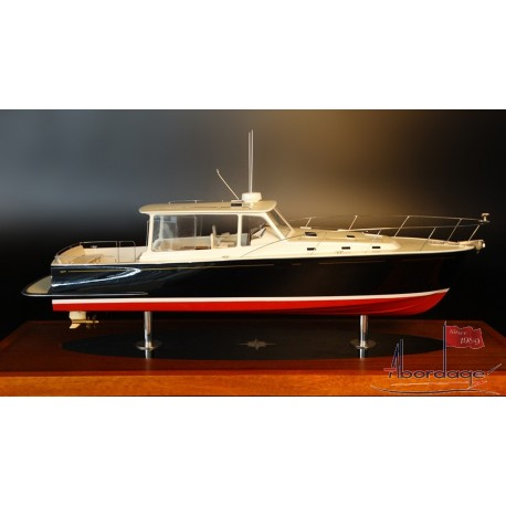 MJM 40z Downeast custom model