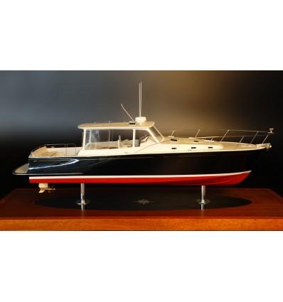MJM 40z Downeast custom model