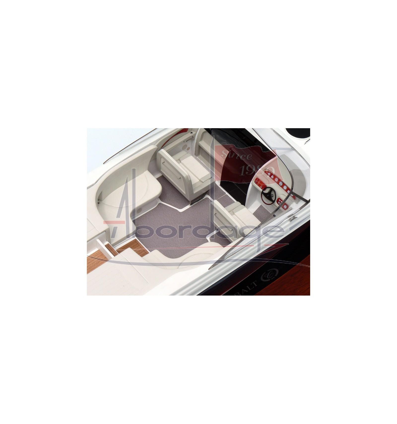 custom model cobalt 263 yacht delivered worldwide. Black Bedroom Furniture Sets. Home Design Ideas