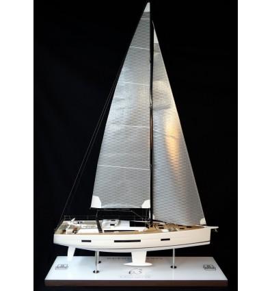 Dufour 63 custom model