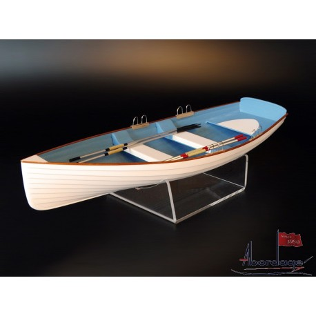 Van Duyne Surf Boat custom model