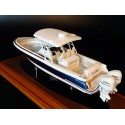 Chris Craft Catalina 34 desk model