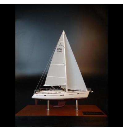 Beneteau Oceanis 473 desk model