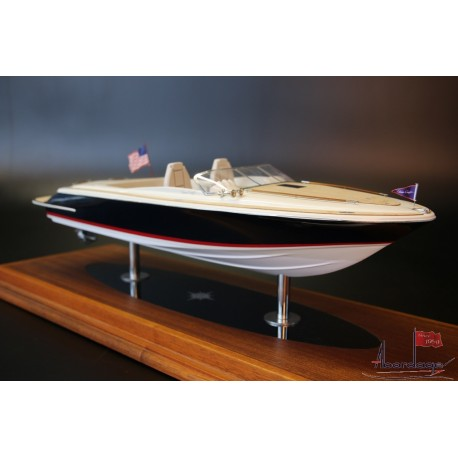 Chris Craft Corsair 25 custom model