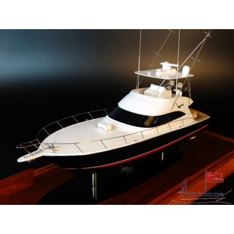 Viking 55 scale model