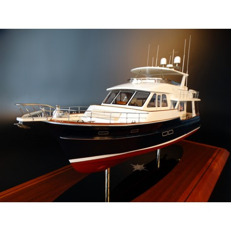Grand Banks Aleutian 53 custom model