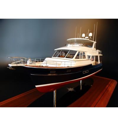 Grand Banks Aleutian 53 custom model
