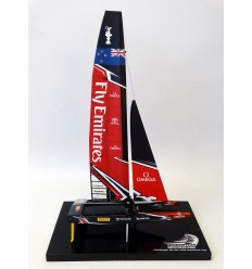 Emirates Team New Zealand - Catamaran AC 50 - 2017 - desk model