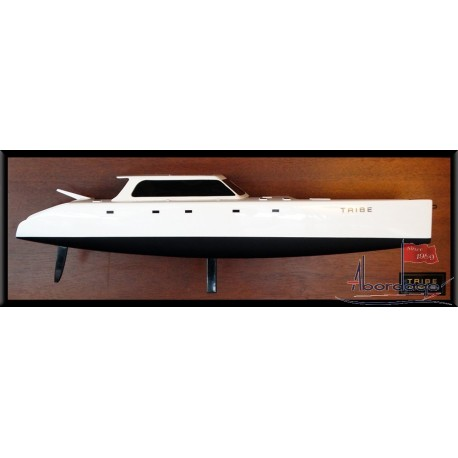 Gunboat 62 half model
