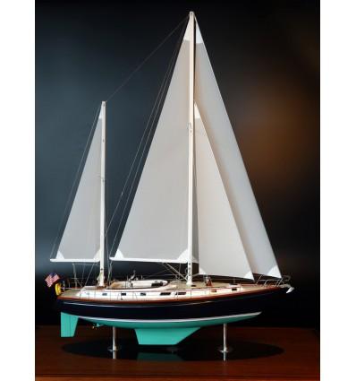 Gulfstar 44 Ketch custom model