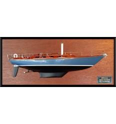 Hinckley Sou'Wester 52 half model