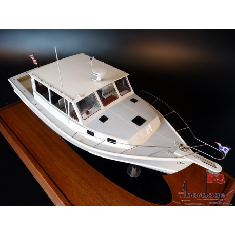 Lobster boat custom built
