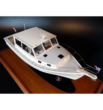Lobster boat custom built