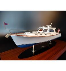 Hinckley Talaria 44 custom model