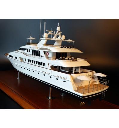 Palmer Johnson 145 triple deck custom model