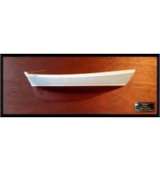 Morris Yachts - Frances 26 flush deck half hull