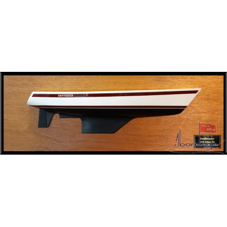 Najad 39 half hull flush deck