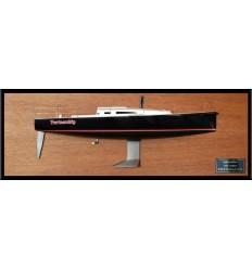 J111 half model with deck details