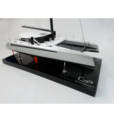 Gunboat 68 custom model